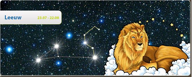 Leeuw - Gratis horoscoop van 7 april 2020 paragnosten uit Oostende