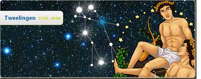 Tweelingen - Gratis horoscoop van 28 maart 2020 paragnosten uit Oostende